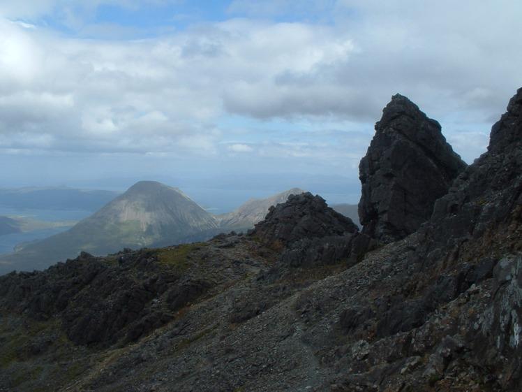 Skye 30 August 2005 Cuillins 011